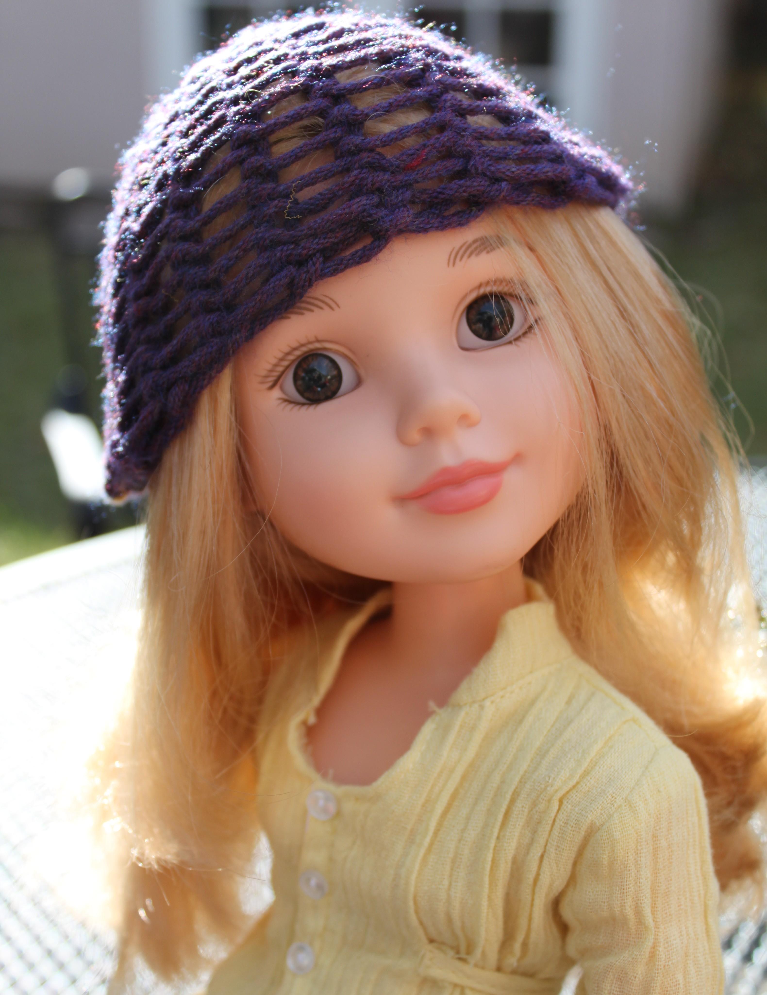 Knitting Nancy Doll : Img my material life