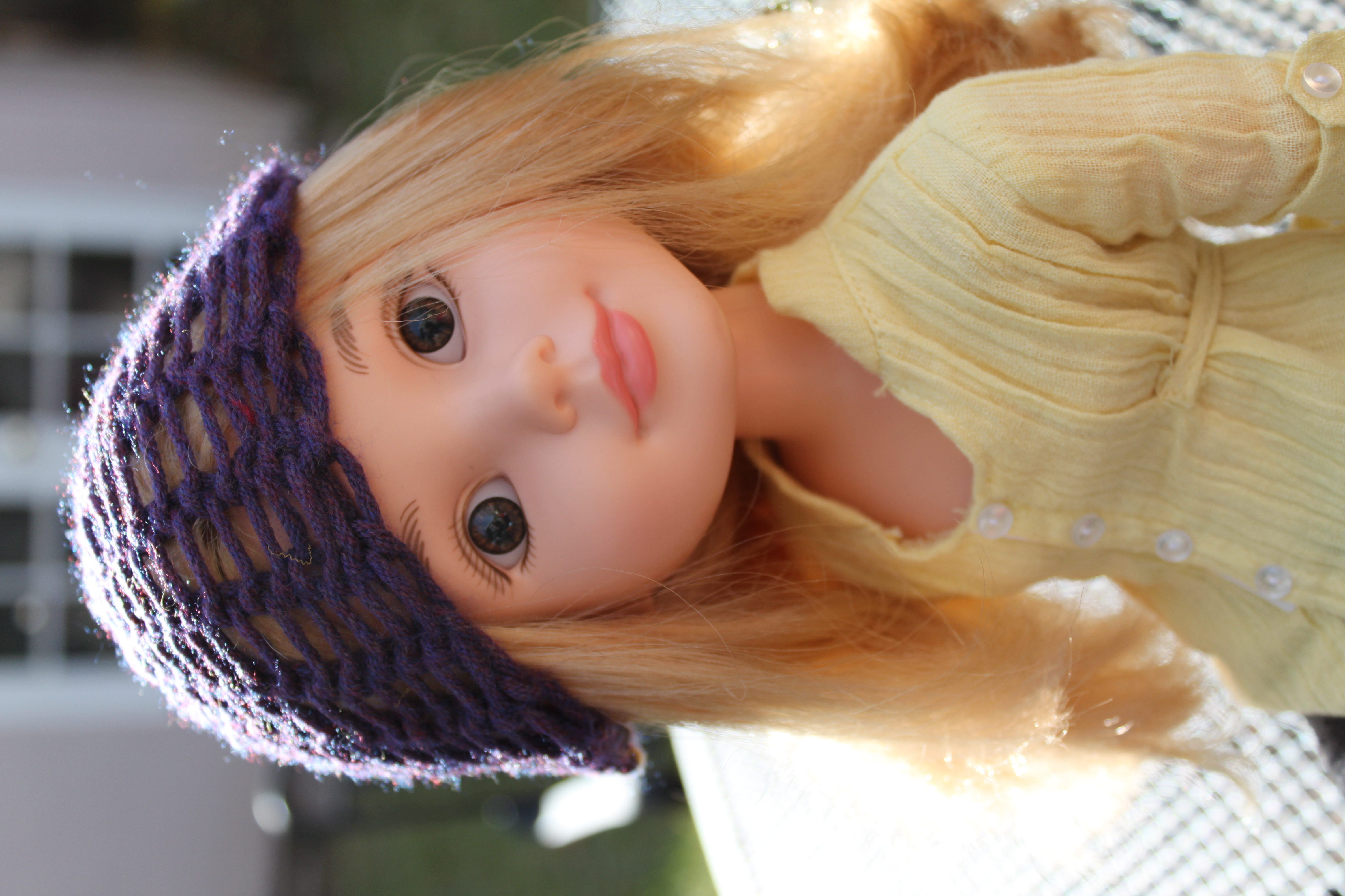 Knitting Nancy Toilet Paper Roll : Toilet paper roll knitting nancy idea chic winter doll