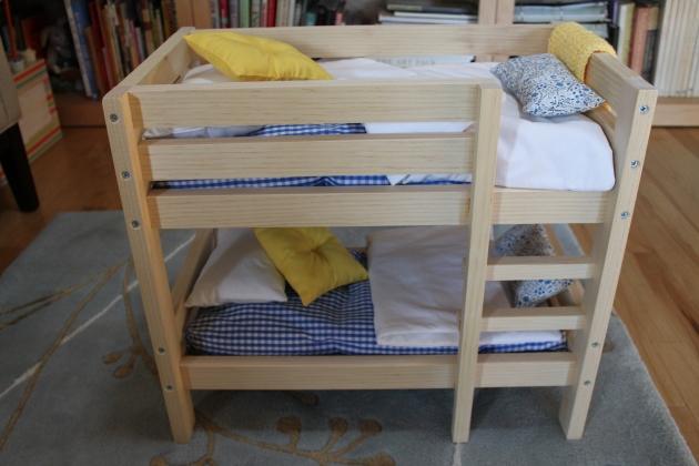 DIY Bunk Bed Plans For 18 Inch Dolls Wooden PDF woodworking jobs ...