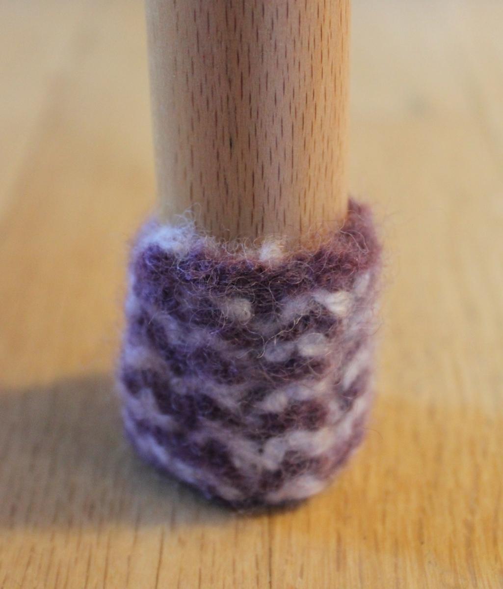 Knitting Nancy Toilet Paper Roll : Toilet paper roll knitting nancy idea felted chair