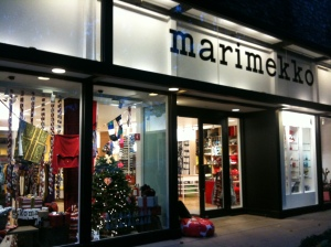 The Stanford Marimekko Shop
