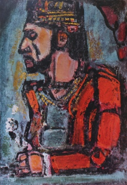Rouault, The Old King, 1916-36