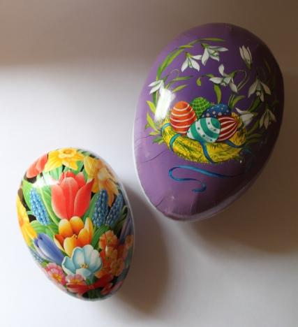 German Paper Eggs