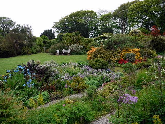 Jura House Gardens Source: geograph.org.uk