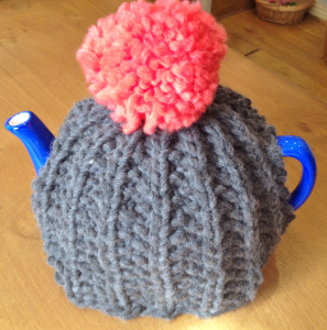 Super Chunky Tea Cosy (courtesy of Knit Midleton)