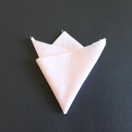 mml linen flower fold 3
