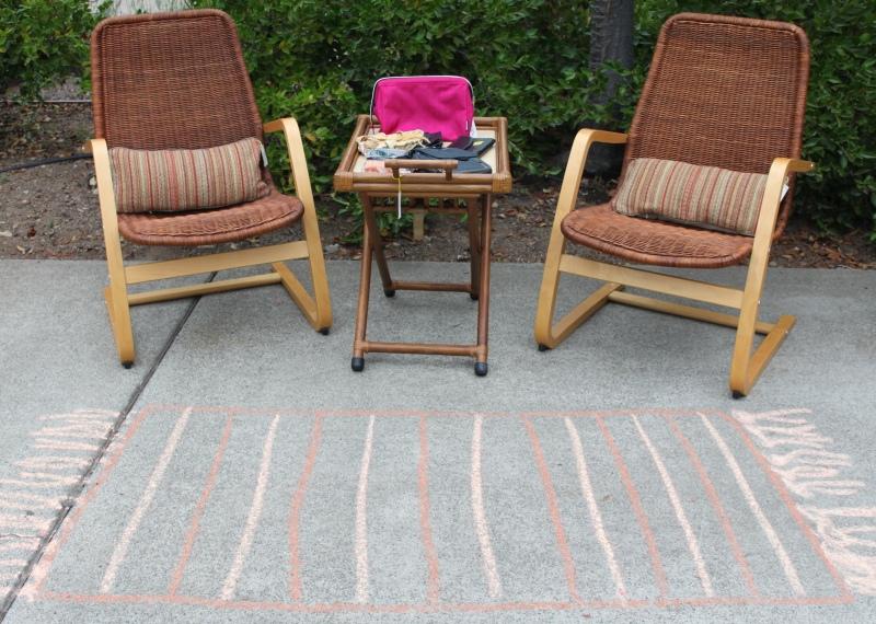 mml chalk rug