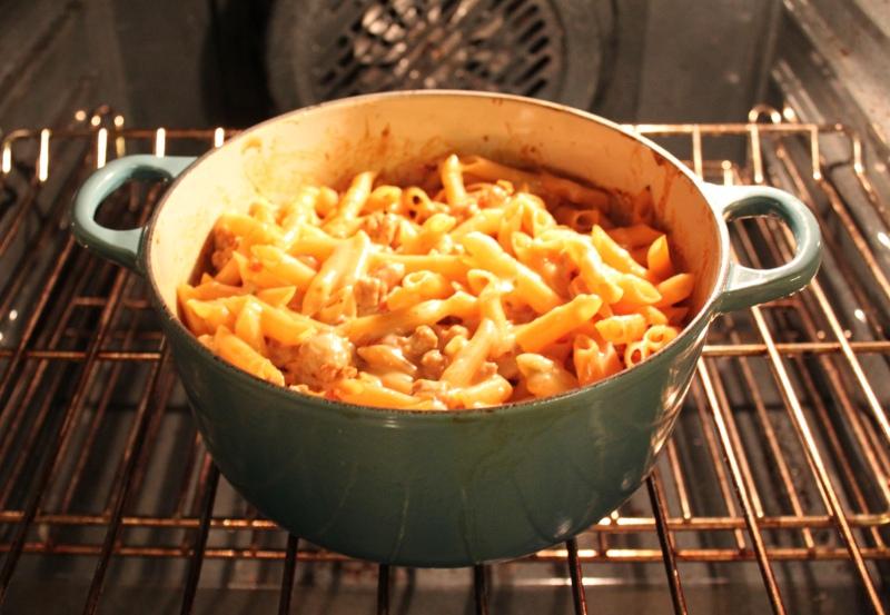 mml oven pasta