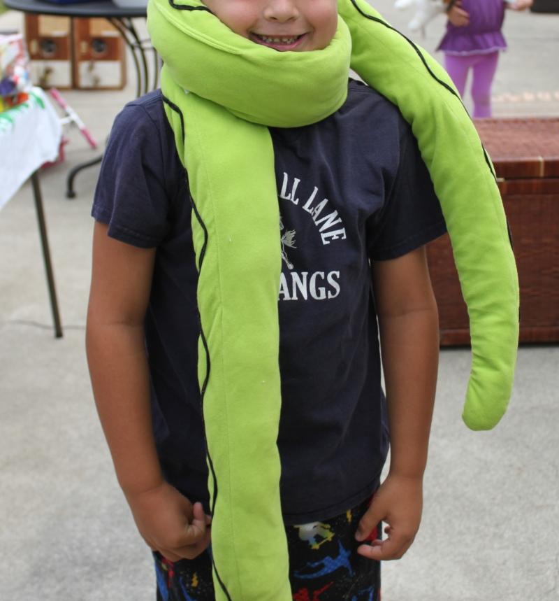mml snakey-snake