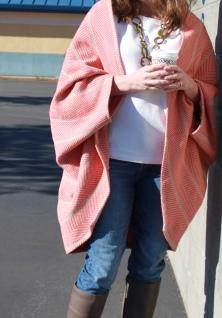 mml blanket jacket leaning