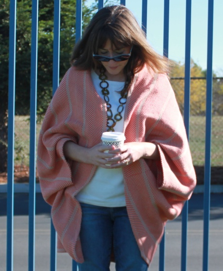 mml blanket jacket