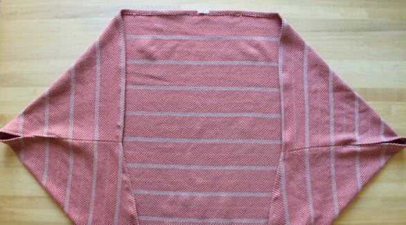 mml jacket blanket flat