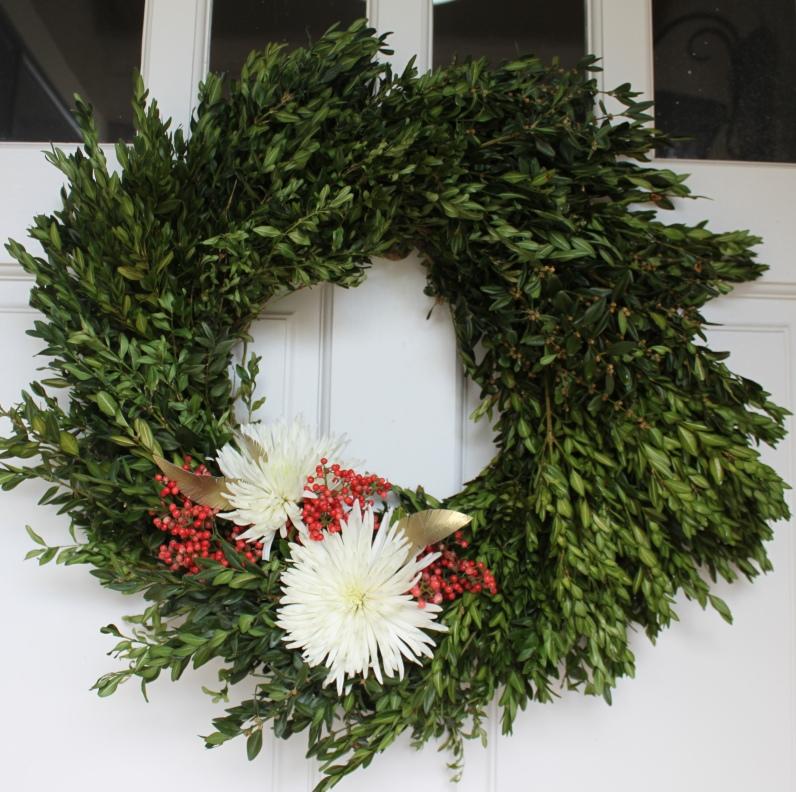 mml boxwood wreath