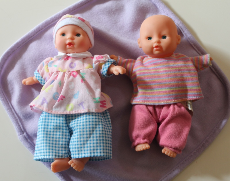mml mini babies