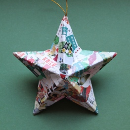 mml paper mache star side 2