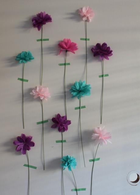 mml door flowers