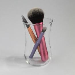 mml make-up brush glass