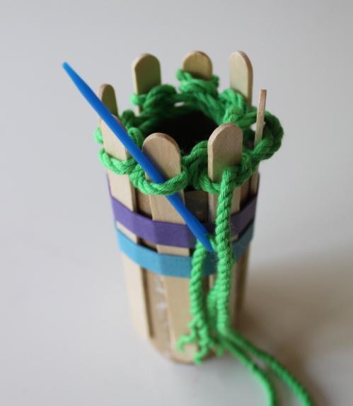 mml thread yarn tail