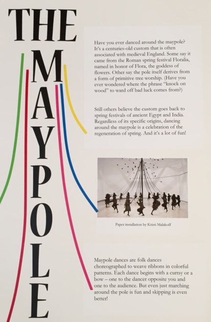 mml maypole sign