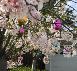 mml easter egg tree
