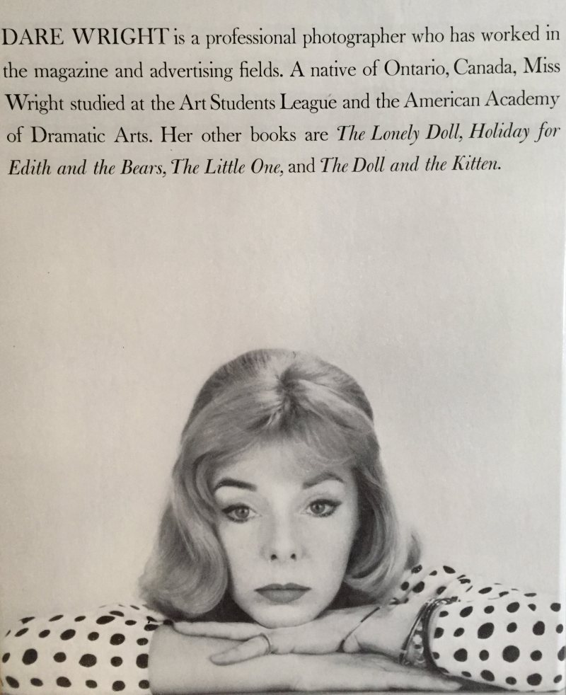 mml lonely doll learns lesson back cover