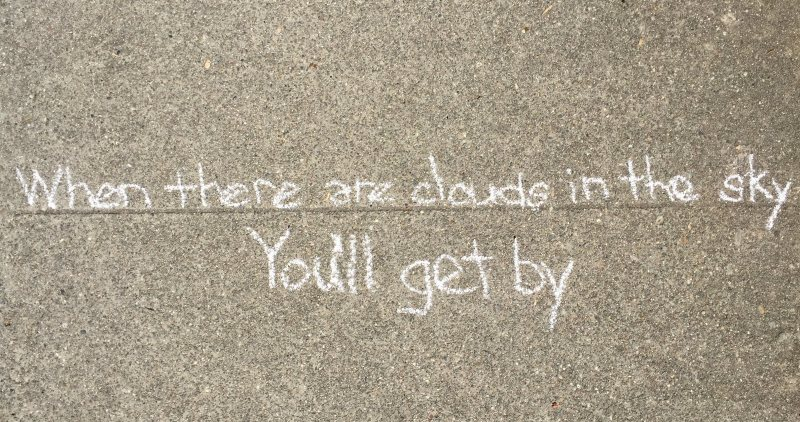 mml smile chalk